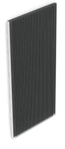 Теплообменная панель теплоносителя