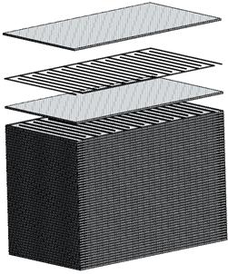 Модуль теплообменника
